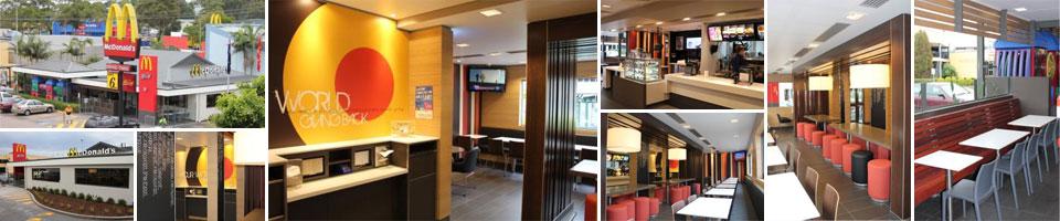McDonalds Kotara