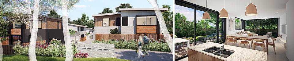 Epacris Avenue Duplex Development