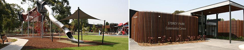 Storey Park Community Centre