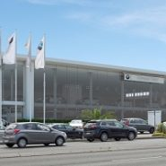 Momentum Built awarded the construction of the new BMW Sylvania Showroom