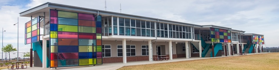 Oran Park Anglican College – Building 3